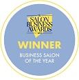 Business salon award, 2021, logo